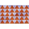 Thumbprintz Triangles Multi Rug
