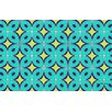 Thumbprintz Lorraine Links Green Rug