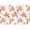 Thumbprintz Littlest Bird Multi Rug