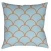 Thumbprintz Art Deco Circles Printed Throw Pillow