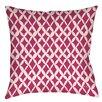 Thumbprintz Banias Diamond Printed Throw Pillow