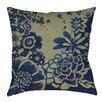 Thumbprintz Kyoto Garden 3 Indoor/Outdoor Throw Pillow