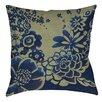 Thumbprintz Kyoto Garden 3 Printed Throw Pillow