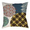 Thumbprintz Paper Lanterns 1 Printed Throw Pillow