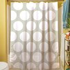 Thumbprintz Amina Polka Dot Shower Curtain