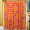 Thumbprintz Ogee Dots Shower Curtain