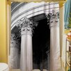 Thumbprintz A Travers Paris III Shower Curtain