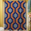 Thumbprintz Carpet Shower Curtain