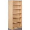 "Stevens ID Systems Library Starter Double Face Shelf 84"" Standard Bookcase"