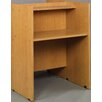 Stevens ID Systems Library Wood Single Face Study Carrel Desk