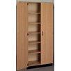 "Stevens ID Systems Science Door/Shelf 84"" Standard Bookcase"