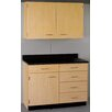 Stevens ID Systems Drawer over Door with 5 Drawer