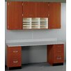 Stevens ID Systems Suites 2 Piece Standard Desk Office Suite
