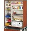 Stevens ID Systems Mobiles Open Shelf Storage