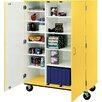 Stevens ID Systems Mobiles Shelf Storage
