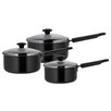 Prestige 3-Piece Saucepan Set with Lids