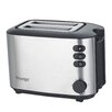 Prestige 2 Slice Brushed Stainless Steel Toaster