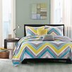 Intelligent Design Elise Coverlet Set
