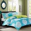 Intelligent Design Tanya Comforter Set