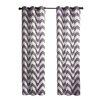 Intelligent Design Libra Curtain Panel (Set of 2)