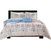 Intelligent Design Zoe Coverlet Set