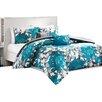Intelligent Design Barb Comforter Set