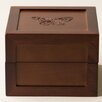 Hives and Honey Butterfly Motif Medium Jewelry Box