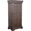 Hives and Honey Haley Jewelry Armoire with Mirror