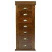 Hives and Honey Danton Free Standing Jewelry Armoire with Mirror