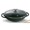 Berndes Vario Click Induction Non-Stick Wok with Lid