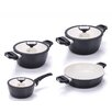 Berndes Balance® Induction 4-Pieces Non-Stick Cookware Set
