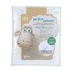 Baby's Journey Serta® Perfect Balance® Deluxe Organic Crib Mattress Pad