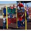 Kidstuff Playsystems, Inc. Zig Zag Climbing Wall