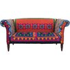 Ian Snow Mexican 2-Seater Sofa