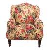 Ian Snow Roses Armchair