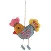 Ian Snow Felt Bird Ornament