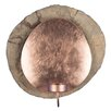 Ian Snow Metal / Wood Sconce