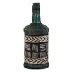 Ian Snow Up-cycled Glass Decorative Bottle