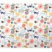 "WallCandy Arts Wee Gallery 7.83' x 26"" Wildlife Wallpaper"