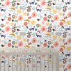 "WallCandy Arts Wee Gallery 2.17' x 26"" Jungle Floral Wallpaper"