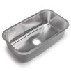 Hahn Classic Chef Series Single Bowl Kitchen Sink