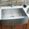 "Hahn Farmhouse 30"" x 18"" Kitchen Sink"