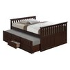 Broyhill Kids Marco Island Full Captain's Bed with Trundle