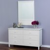 Epoch Design Dakota 6 Drawer Dresser