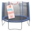 Upper Bounce Round Trampoline Net