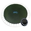 Upper Bounce Jumping Surface for Trampolines with V-Rings for 18cm Springs