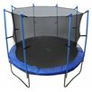 Upper Bounce Trampoline with Safety Enclosure