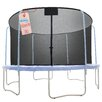 Upper Bounce Round Trampoline Net using 6 Poles