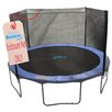 Upper Bounce 183cm Round Trampoline Net using 4 Poles