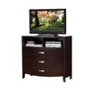 Woodhaven Hill Lyric 3 Drawer Media Chest